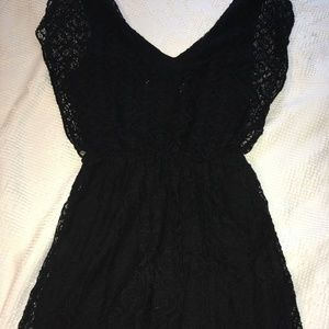 Lucy Love knee length little black dress